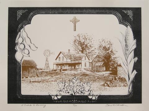 Diane Schrader: Twenty Views of Dundas
