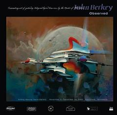 John Berkey Observed Poster