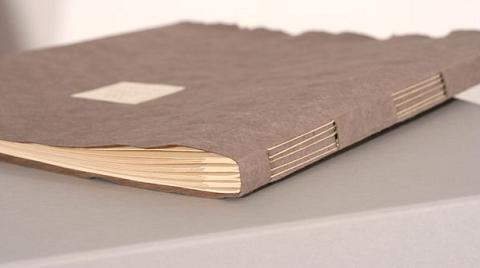 First Edition Binding