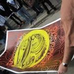Gustavo Lira Steamroller Print