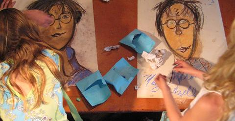 Kids Drawing 480