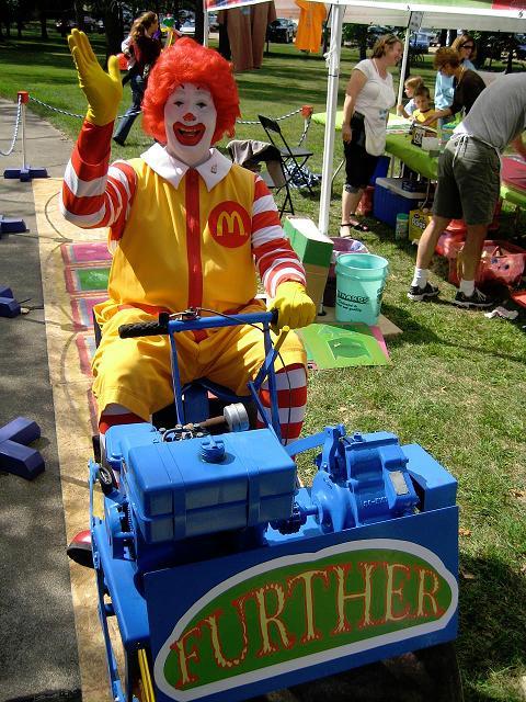Ronald McDonald was a Merry Prankster