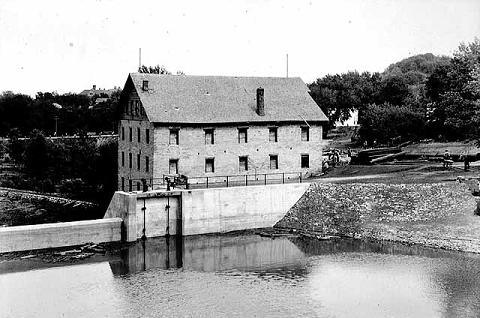 Stone Mill 480