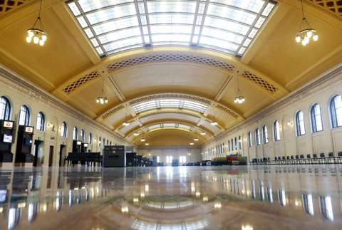 Union Depot concourse