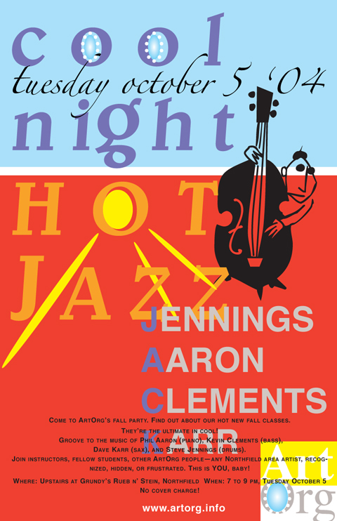 Cool Nights Hot Jazz