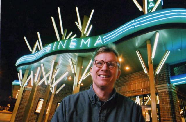 Director James Vculek (photo courtesy MSP Int'l Film Fest 2005)